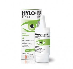 Hylo-Fresh, 10 ml. - Brill Pharma