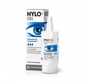 Hylo-Gel, 10 ml. - Brill Pharma