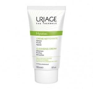 Hyséac Crema Limpiadora Y Desinfectante, 150 ml. - Uriage