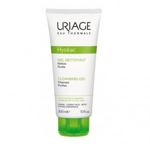 Hyséac Gel Limpiador Purificante, 150 ml. - Uriage