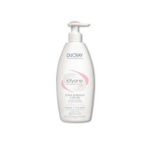 Ictyane Leche Hidratante Protectora, 400 ml. - Ducray