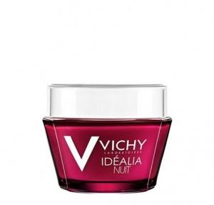 Idealia Crema De Noche, 50 ml. - Vichy