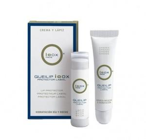 Ioox Queilip Protector Labial Crema, 15 ml. y Lápiz 5 ml. - Promoenvas