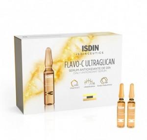 Isdinceutics Flavo-C Ultraglican, 10 ampollas x 2 ml.- Isdin