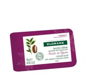 Jabón Crema Feuille de Figuier, 100 ml. - Klorane