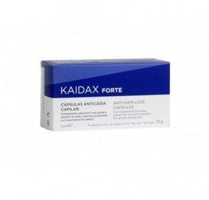 Kaidax Forte Capsulas Anticaida Capilar, 60 Capsulas. - Mayoly