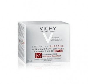 Liftactiv Supreme Antiarrugas y Firmeza, FPS 30 [HA] 50 ml. - Vichy