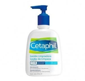 Locion Limpiadora, 237 ml. - Cetaphil