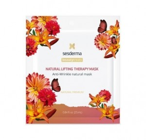 Mascarilla Facial Natural Lifting Therapy Mask, 25 ml. - Sesderma