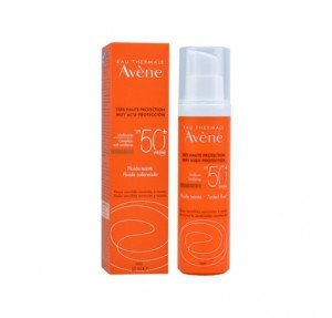 Mat Perfect Fluido con Color SPF 50+. - Avene