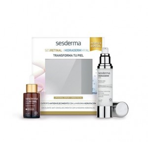 Pack SESRETINAL Mature Skin Sérum, 30 ml. + Hidraderm Hyal Crema Facial, 50 ml. - Sesderma
