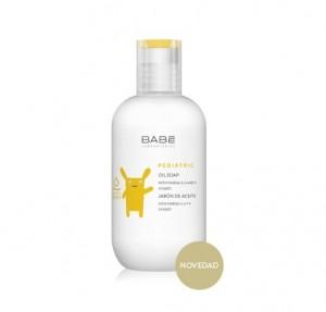 Pediatric Jabón de Aceite, 200 ml. - BABE
