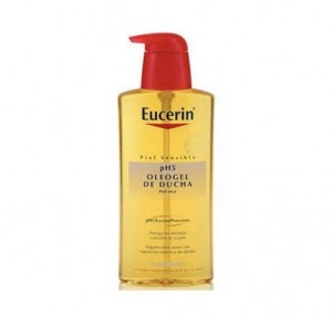 pH5 Oleogel de Ducha, 400 ml. - Eucerin