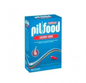 Pilfood Complex Energy Hair, 120 comprimidos. - Serra Pamies
