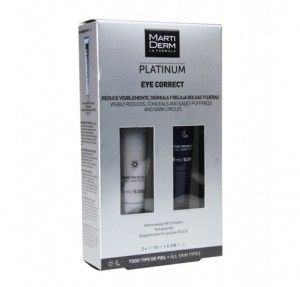 Platinum Eye Correct, 2 x 10 ml. - Martiderm