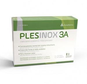 Plesinox 3A, 30 Cápsulas. - Asacpharma