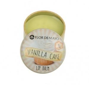 Protector Labial Vanilla Cake, 15 g. - Flor de Mayo