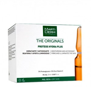 Proteos Hydra Plus, 30 ampollas - Martiderm