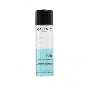 Pur Loción Desmaquillante Ojos Waterproof, 125 ml. - Galénic