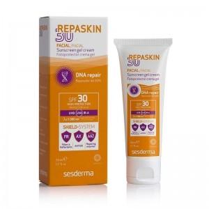 Repaskin Fotoprotector Facial SPF30 Tacto Seco, 50 ml. - Sesderma