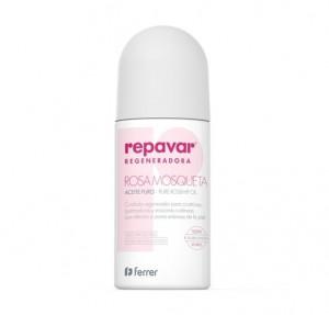 Repavar Regeneradora Spray de Aceite Rosa Mosqueta, 150 ml. - Ferrer