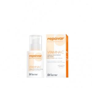 Repavar® Reevitalizante Contorno de Ojos, 15 ml. - Ferrer