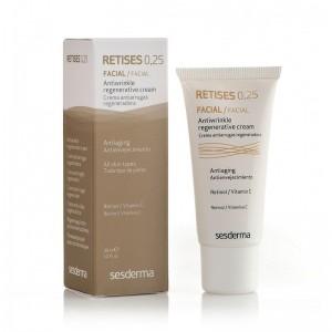 Retises 0.25% Crema Antiarrugas Regeneradora - Sesderma