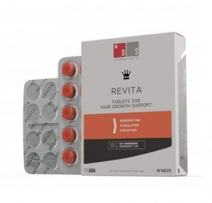 Revita Comprimidos Anticaída, 90 Comprimidos. - DS Laboratories