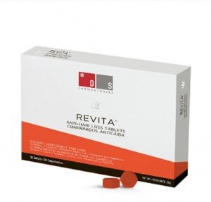 Revita Comprimidos Anticaida, 30 comprimidos - DS Laboratories
