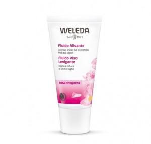 Rosa Mosqueta Fluido Facial Alisante, 30 ml. - Weleda