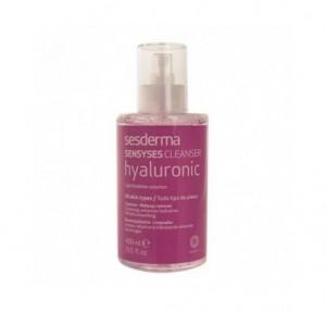 Sensyses Cleanser Hyaluronic Desmaquillante y Limpiador, 400 ml. - Sesderma