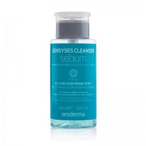 Sensyses Cleanser SEBUM, 200 ml. - Sesderma
