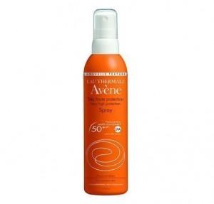 Spray Solar SPF 50+ Ultraprotección, 200 ml. - Avene
