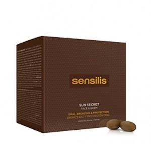 Sun Secret Proteccion Oral, 30 comprimidos - Sensilis