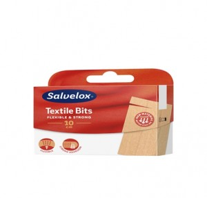 Textile Bits Apósito, 10 cm. - Salvelox Med