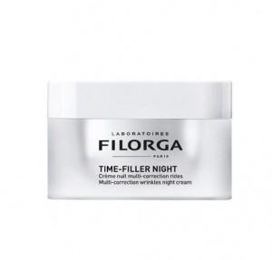 Time Filler Night Crema de Noche Multi-correcion, 50 ml. - Filorga