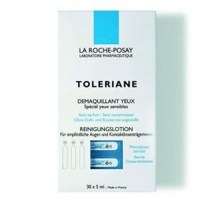 Toleriane Desmaquillador Ojos, 5 ml. x 30 monodosis - La Roche Posay