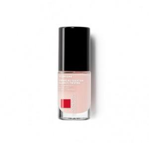 Toleriane Silicium Laca de Uñas, Color 02 Rose. - La Roche Posay