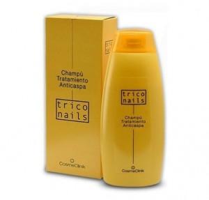 Triconails Champu Anticaspa, 250 ml. - Cosmeclinik