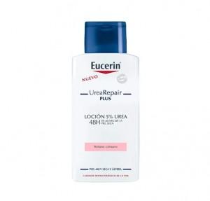 UreaRepair Plus Loción 5% Urea, 250 ml. - Eucerin