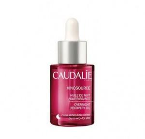 Vinosource Aceite de Noche Nutritivo, 30 ml. - Caudalie
