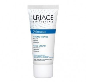 Xémose Crema Facial Nutritiva, 40 ml. - Uriage