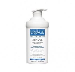 Xémose Crema Relipidizante Con Propiedades Calmantes, 400 ml. - Uriage