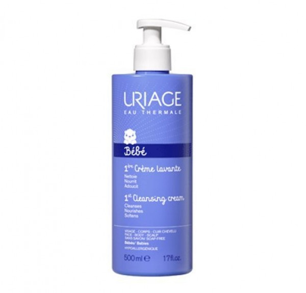 1er Lait Hydratant, 500 ml. - Uriage