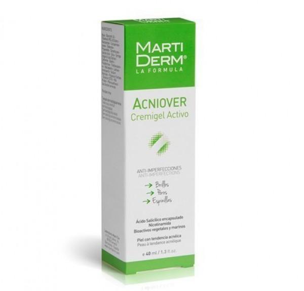 Acniover Cremigel Activo, 40 ml. - Martiderm