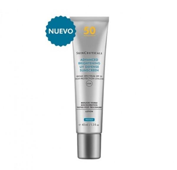 Advanced Brightening UV Defense Sunscreen SPF 50, 40 ml. - Skinceuticals