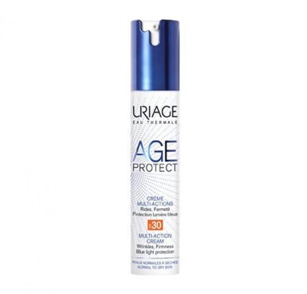 Age Protect Crema Multiacción SPF30, 40 ml. - Uriage