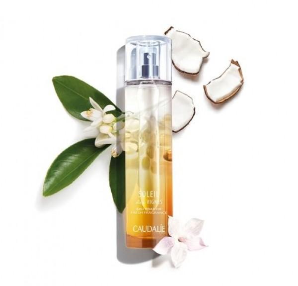 Agua Refrescante Soleil des Vignes, 50 ml. - Caudalie