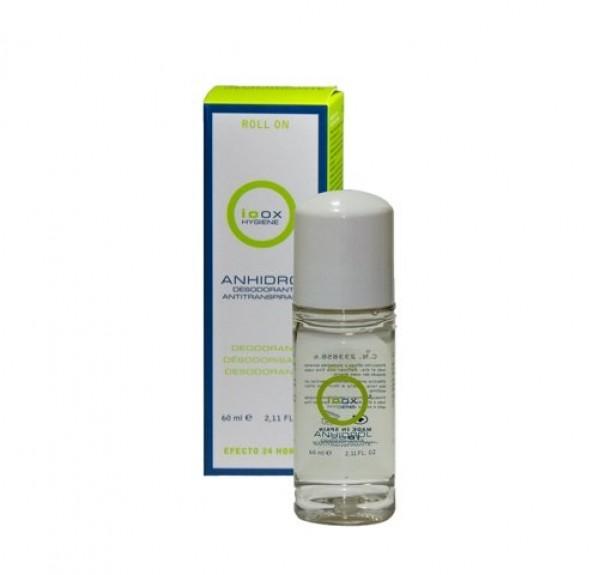 Ioox Anhidrol Desodorante Roll-On, 60 ml. - Promoenvas