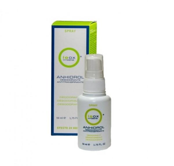 Ioox Anhidrol Desodorante Spray, 50 ml. - Promoenvas